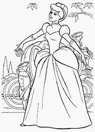 Cinderella Coloring Book Download Beautiful Pages Free New