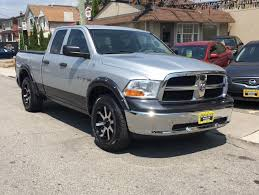 100 2009 Dodge Truck Used Ram 1500 4WD Quad Cab 1405 ST For Sale In