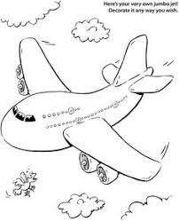 Preschool Coloring Pages 07