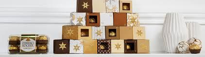 Ferrero Rocher Christmas Tree Diy by Christmas Advent Calendar Ferrerorocher Com