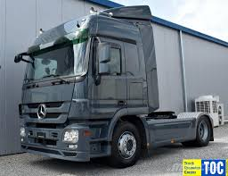 Used Mercedes-Benz -actros-1841-4x2-retarder Tractor Units Year ...