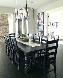 Modern Farmhouse Dining Tables Table Centerpiece Ideas