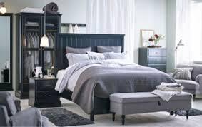 chambre avec lit noir explorez les styles de chambre ikea