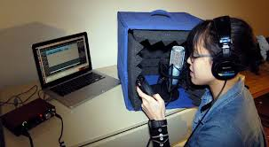 Voice Recording In The Home Studio