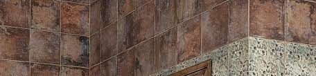 Tuscan Decorative Wall Tile by Baked Tiles Tuscany Range Versatile Decorative Wall Tiles