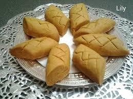 cuisine juive tunisienne mes graiba a la farine de pois chiches la cuisine juive