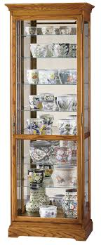 howard miller 680 288 680288 chesterfield ii lighted curio cabinet