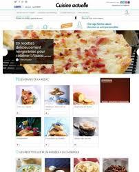 cuisine actuelle recette cuisine actuelle prisma media solutions