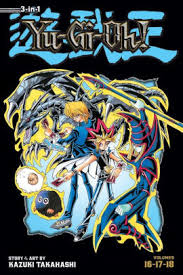 Yu Gi Oh 3 In 1 Edition Vol 6 Includes Vols 16 17 18 By