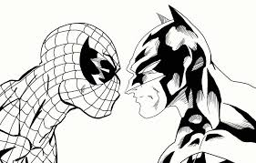 Coloring Pages Spiderman Coloring Pages Spiderman Coloring