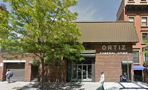 R G Ortiz Funeral Home E 103rd St New York NY Funeral Zone