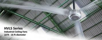 hvls ceiling fans swifter fans