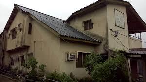 A Block of 1 wing 5 Bedroom House 2 Units of 3 Bedroom Flats f