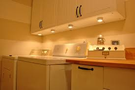 Installing Plug Mold Under Cabinets by Laundry Room U2013 Tell U0027er All About It