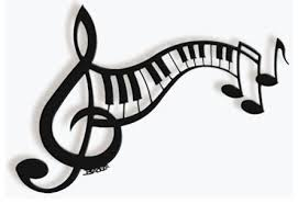 Music Wall Art Keyboard 3d Sculpture Contemporary Decor