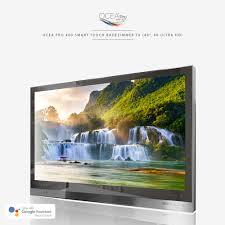 ocea pro 400 smart touch badezimmer tv 40 4k ultra hd