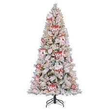 12 Ft Christmas Tree Amazon by Artificial Christmas Trees With Lights 7 5 Ft Amazon Com