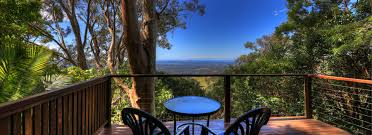 100 Treetops Maleny Accommodation Montville Weekend Getaway Sunshine Coast