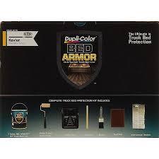 duplicolor bed armor diy truck bed liner black 128 oz gallon