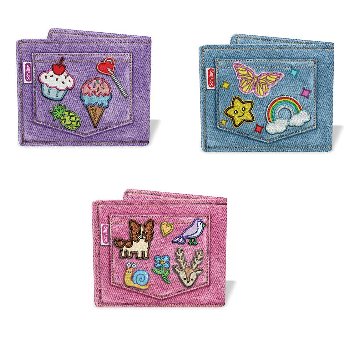 Schylling - Kids Wallets