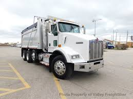 100 Kenworth Truck Dealers 2009 Used T800 16 Aluminum Dump At Valley Freightliner
