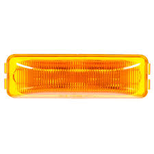Signal-Stat, LED, Yellow Rectangular, 4 Diode, Marker Clearance ... Truck Lite Led Headlights Lights 15 Series 3 Diode License Light Rectangular Bracket Mount 80 Par 36 5 In Round Incandescent Spot Black 1 Bulb Trucklite Catalogue 22 Yellow Side Turn 66 Clear Oval Backup Flange 7 Halogen Headlight Glass Lens Alinum 12v Signalstat Redclear Acrylic Lh Combo Box 26 Chrome Atldrl Universal 4 X 6 Snow Plow 21 High Mounted Stop 16 Red 60 Horizontal
