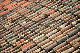 free photo italian roof tiles ceramic clay free image on