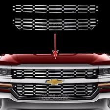 2016-18 Chevy Silverado 1500 CHROME Snap On Grille Overlay Grill ... Border Grill Truck Menu For Dtown Los Restaurants Executionists Web Design Development Kogi Korean Bbq Wikipedia Food Frenzy In Angeles Market Gypsy Sweetwater Taverns Chicken Wings Go Mobile With The Launch Of A Borderline Okay At The Unvegan Brick And Mortar Pop Up How Bout A La Inspiration Pinterest Truck She Thought Photo Essay Flea Dodger Stadium Kogis Lax Lonchero Transformed Into Overnight Coolest Food Trucks America Worldation