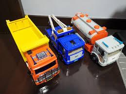 100 Big Toy Trucks BIG TOY TRUCKS Babies Kids S Walkers On Carousell
