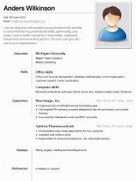My First Resume Template Australia Kor2m Net