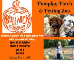 Pumpkin Patch Northwest Arkansas 2015 by Free Or Low Cost Fall U0026 Halloween Family Fun In Northwest Arkansas