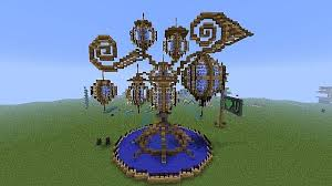 Lamp Of The Spheres Minecraft Map Project