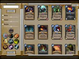 deckhq card database deck tracker and arena guide for