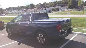 Diamondback Bed Cover by Hard Truck Bed Cover On Honda Ridgeline A Test Fit Of A Cl U2026 Flickr
