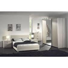 chambre adulte cdiscount chambre à coucher adulte complète stanley 140x200 achat vente