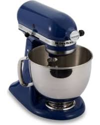 KitchenAidR ArtisanR 5 Qt Stand Mixer In Blue Willow