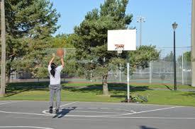 terrain de basket exterieur parcs et lieux d activités ville de sainte julie