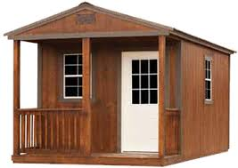 Weatherking Sheds Ocala Fl by Premier Deluxe Lofted Barn Cabin Storage Building