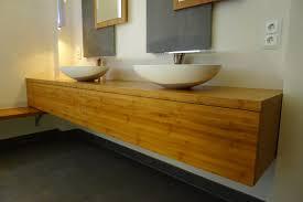 bad in bambus badezimmer sonstige singer