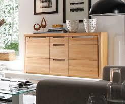 sideboard kernbuche wohnzimmer kommode esszimmer anrichte buche teil massiv zino
