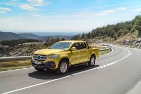 100 Obsolete Ford Truck Parts If Mercedes Drops Diesel In The US The New XClass Becomes Under