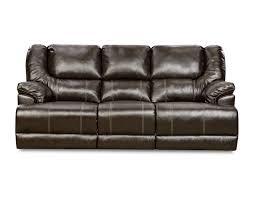 simmons bentley motion sofa bingo brown