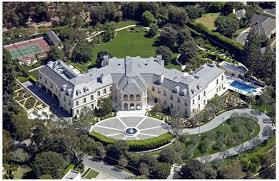 Aaron Spelling is the owner of this house known as most expensive residential real estate in United States The price of this house is $150 Million 697