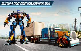 100 Heavy Truck Games Robot Giant Driver Simulator 1mobilecom
