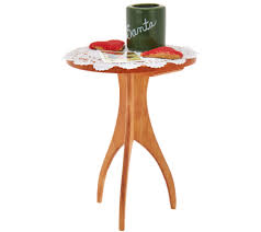 Qvc Christmas Tree Topper by Byers Choice Table With Cookies And Milk For Santa Page 1 U2014 Qvc Com
