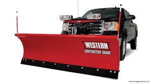 Western PRO PLUS® Snow Plow | Zequip