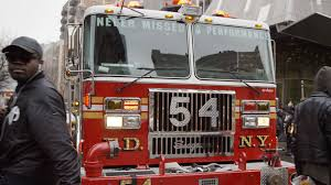 FDNY Fire Department Firetruck 54 Pedestrians 4k NYC Stock Video ... Bull Horns On Fdny 24 Fire Truck Duanco Mehdi Kdourli Brings Back Fifth Refighter To Engine Companies That Lost Mighty Fire Truck Shop Trucks Graveyard Queens New York City 46th Str Flickr Rcues Fire Truck Stuck In Sinkhole Inside The Fleet Repair Facility Keeping Nations Largest Backs Into Garage Editorial Photo Image Of Squad Fdnytruckscom Mhattan Blows Tire And Shatters Store Window Free Images Car New York Mhattan City Red Nyc Usa Code 3 Rescue Engine 5000 Pclick
