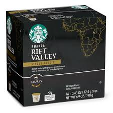 Fontana Pumpkin Spice Sauce by Rwanda Rift Valley K Cup Pods Starbucks Store