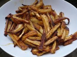 cuisiner panais frites de panais aux épices et au four cuisine rebelle