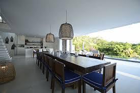 table cuisine bois exotique table cuisine bois exotique survl com